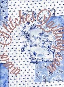 ollie blue toile 1777
