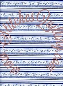 ollie stripe blue