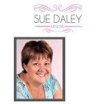 Sue Daley with Riley Blake