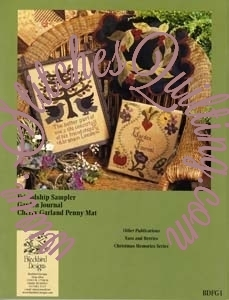 Fresh from the garden blackbird designs book stitches for Garden club book by blackbird designs