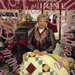 holiday quilt mumm