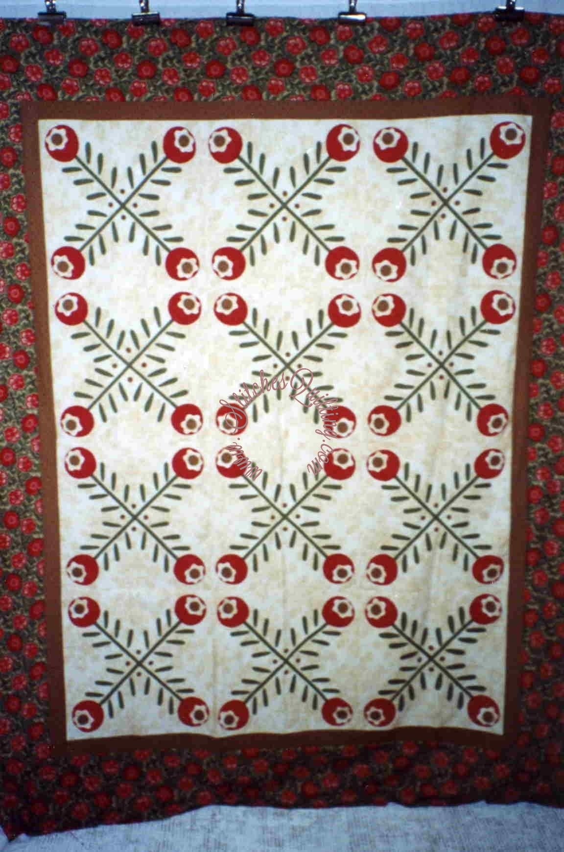 Willing Hs Sewing Circle Christmas Quilt Pattern Robyn