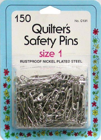 Quilter S Safety Pins Size 1 Stitches Quilting