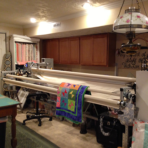 GLORIOUS long arm machine!sq50050072