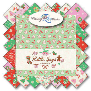 Little Joys Fat Quarter Bundle by Elea Lutz for Penny Rose