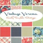 Vintage Verona 10 inch Square Stacker Riley Blake