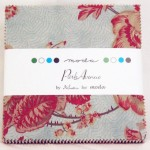 Park Avenue for Moda 5 inch Square Charm Pack by 3 Sisters