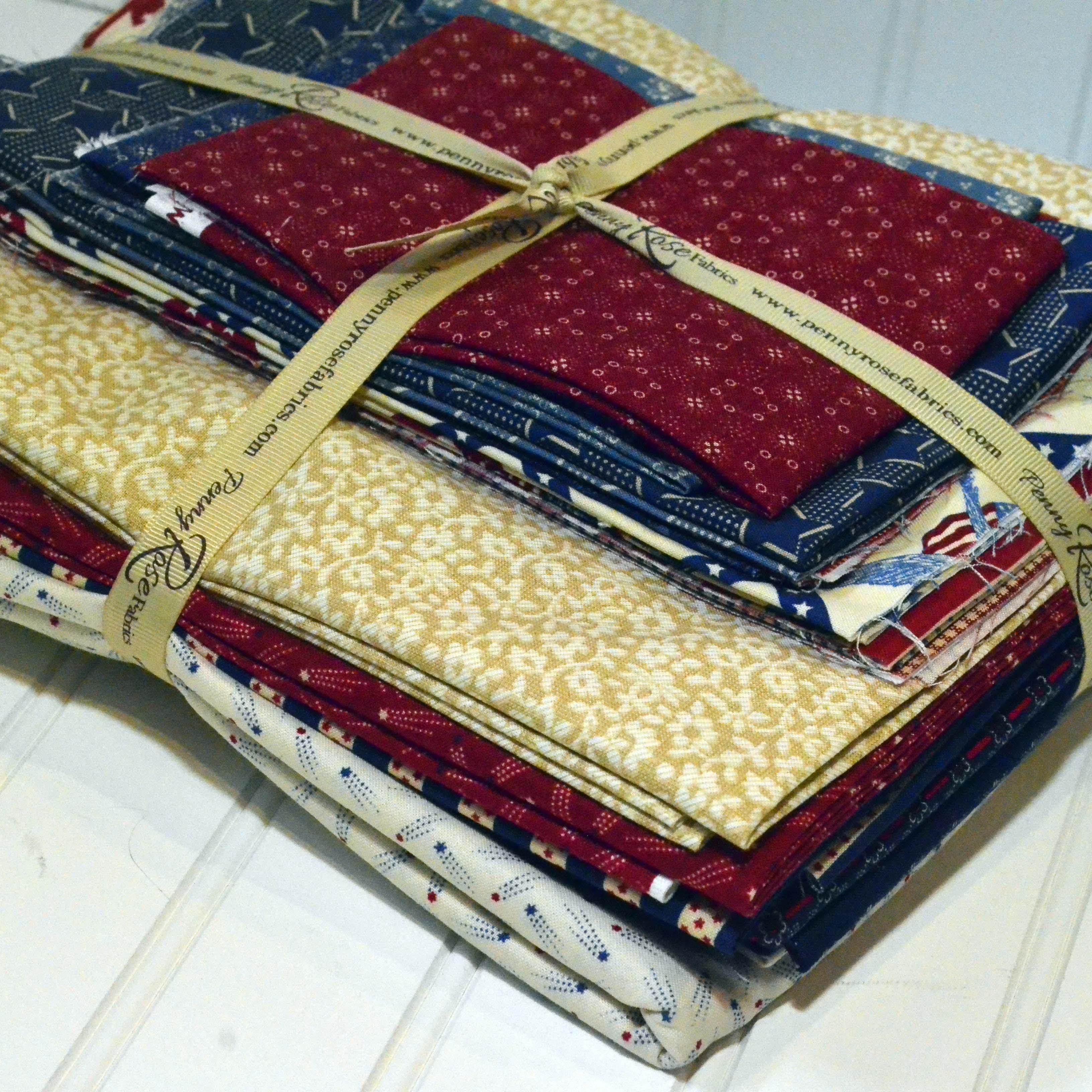 American Summer Patriotic Quilt Kit : patriotic quilt kits - Adamdwight.com
