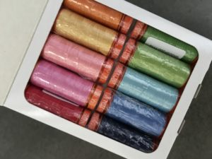 Aurifil Happy Colors Thread Collection Lori Holt