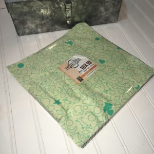 Cotton+Steel Kim Kight Cookie Book 10 Inch sq