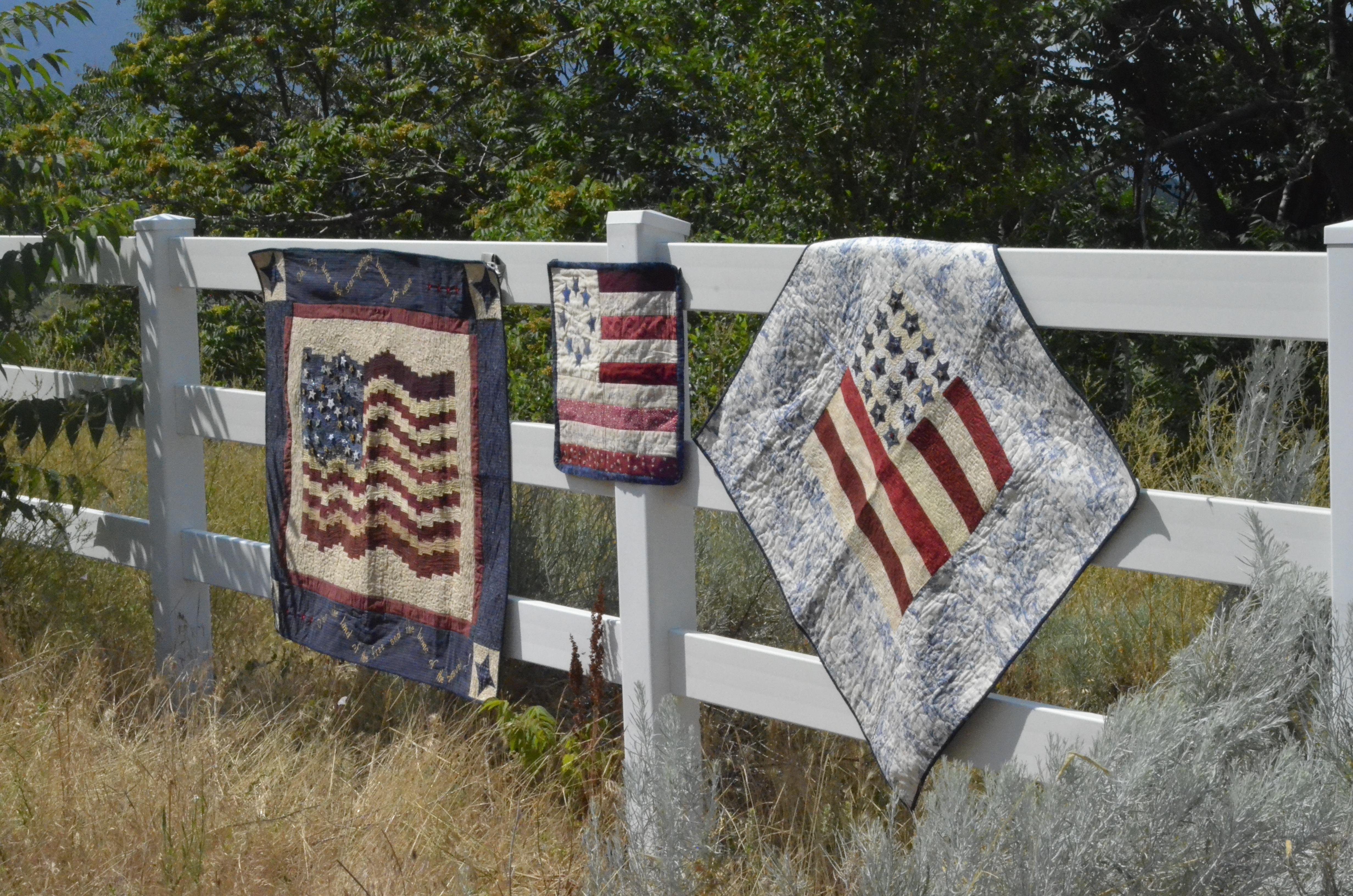 American Flag Quilts