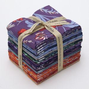 Organica Emily Taylor Fat Quarter Bundle Riley Blake Fabrics