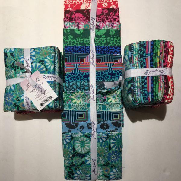 Amy Butler True Colors Fat Quarter Bundle Free Spirit Fabrics