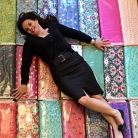 Slow and Steady Fabric Collection by Tula Pink
