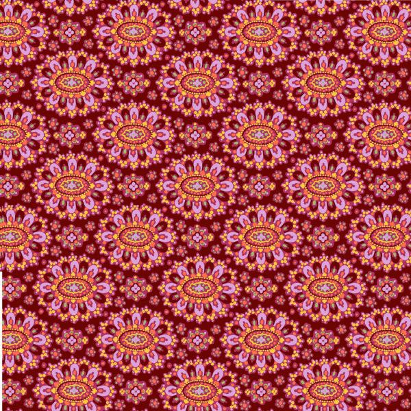 Amy Butler Eternal Sunshine Pwab162-cloisonne-cabernet