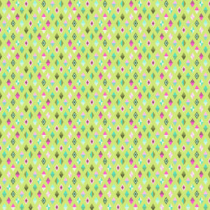 Track Flags Strawberry Kiwi Tula Pink Slow and Steady Free Spirit Fabrics PWTP090