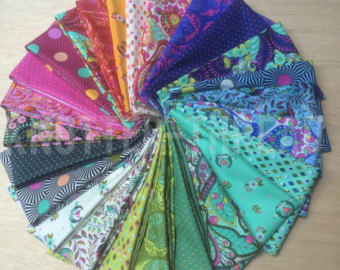 Tula Pink Slow & Steady Fabric Collection