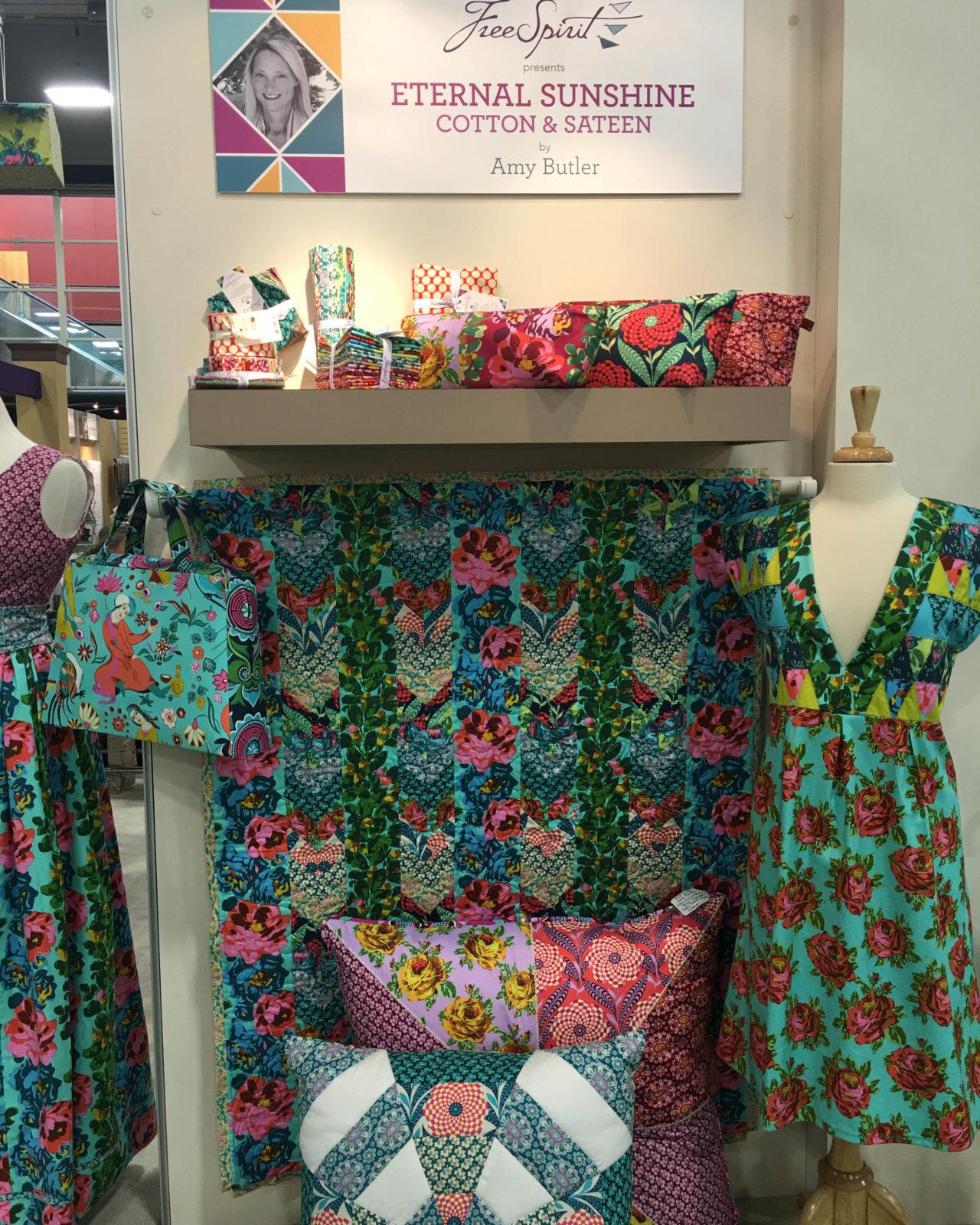 Amy Butler Eternal Sunshine Fabric Collection Inspiration Ideas