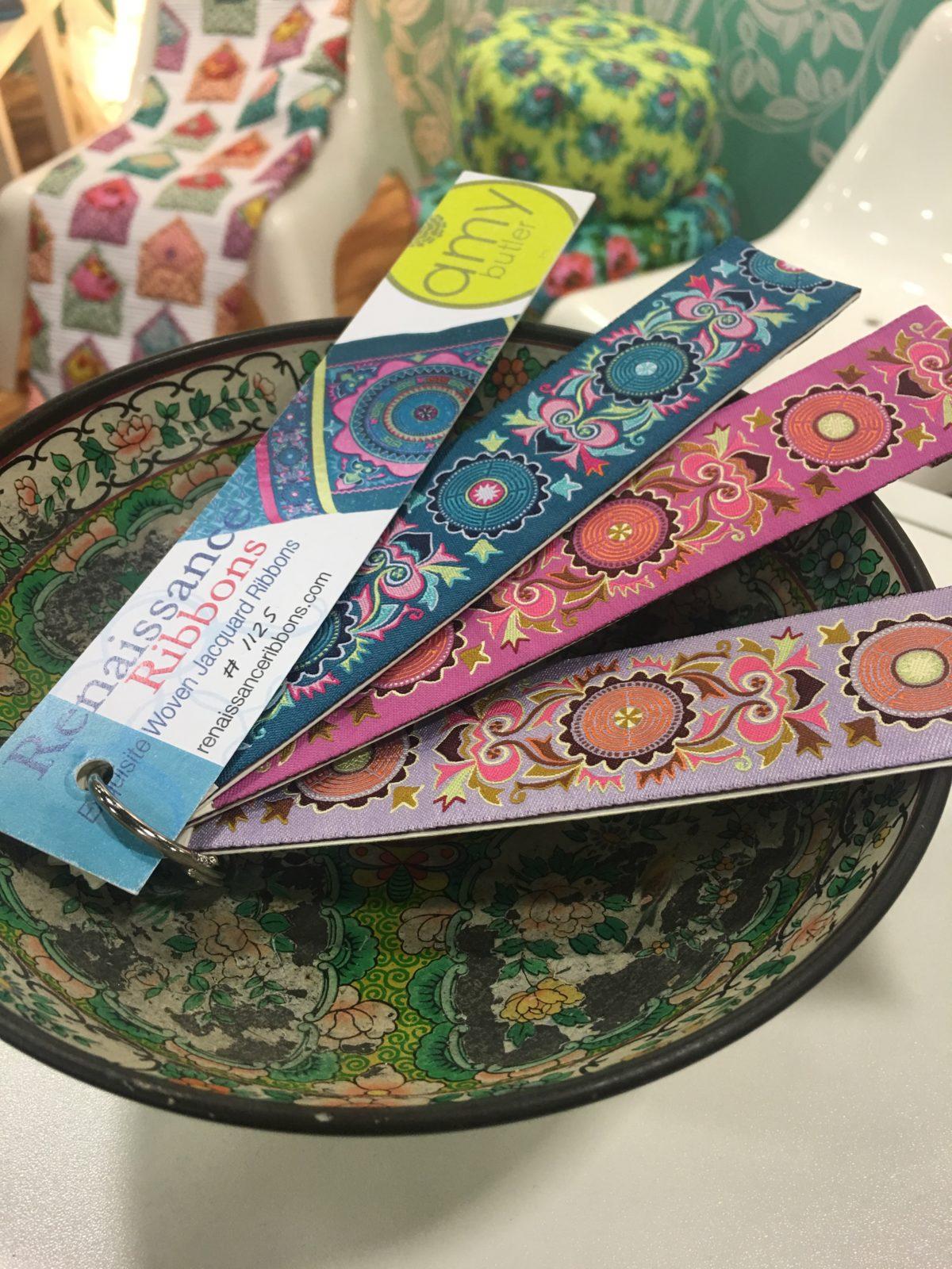Amy Butler Renaissance Ribbons