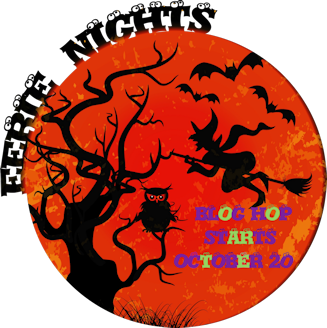 Eerie Night Blog Hop