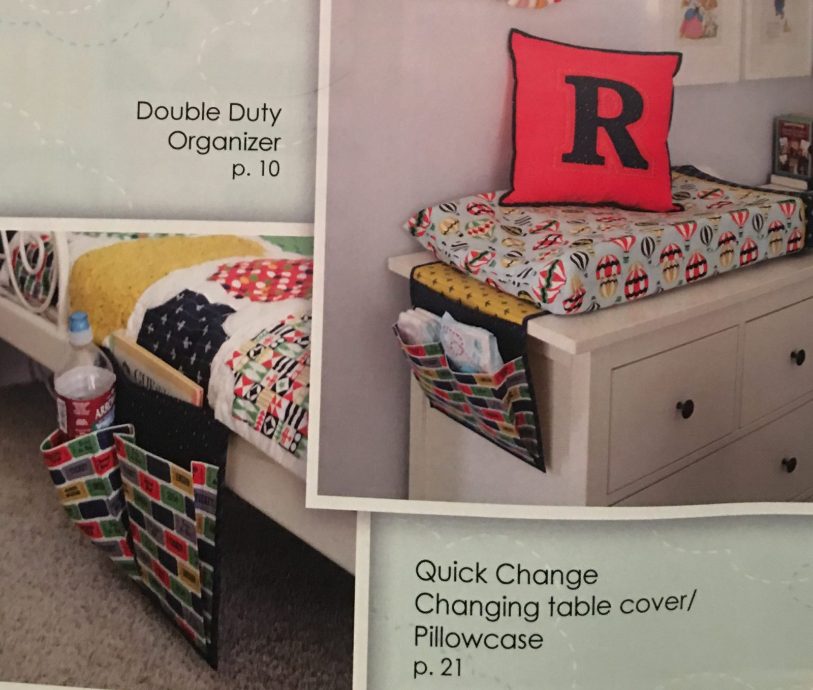 Need ideas to organize and decorate your childs room? Grow With Me by Emily Herrick