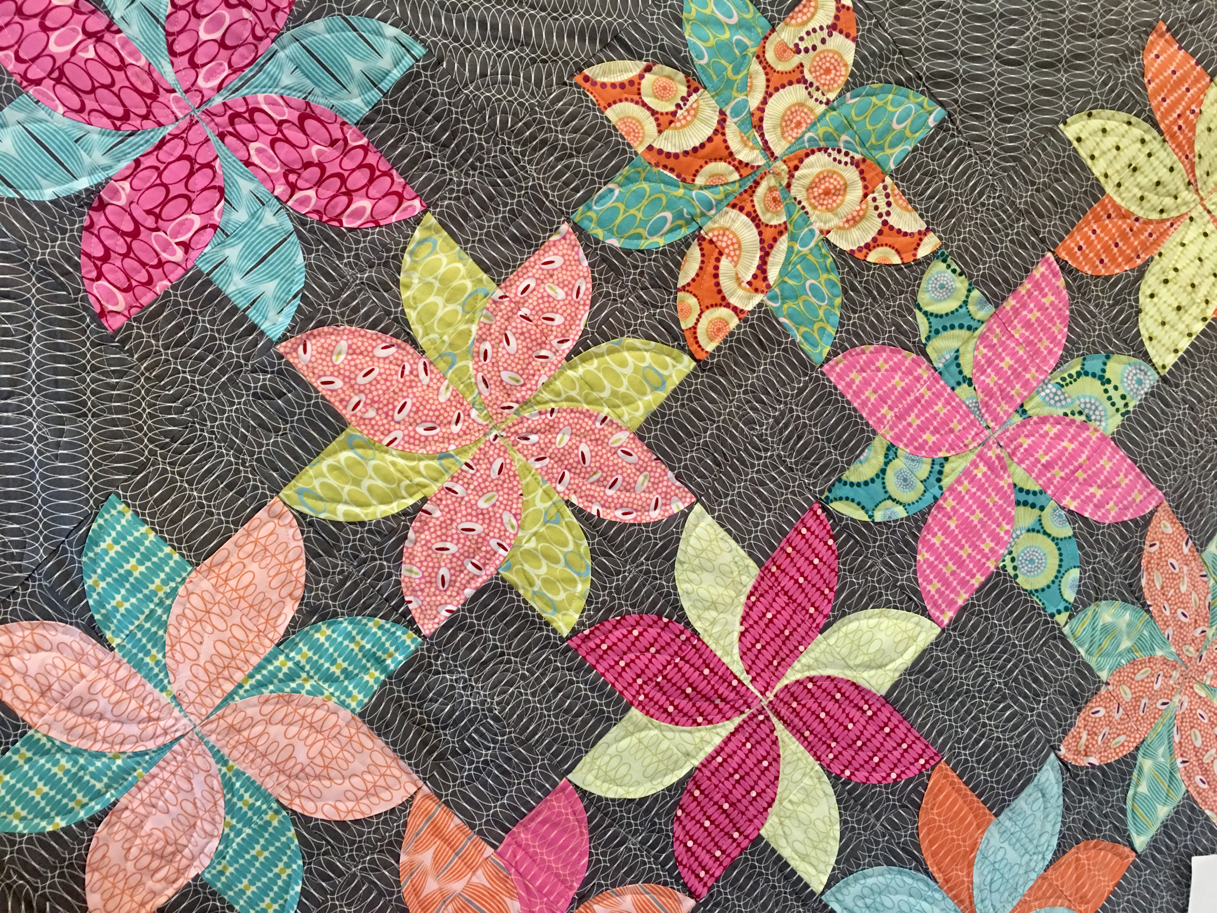 Bloom Quilt Blog Hop