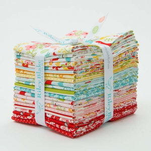 Happy Day Lori Whitlock Fat Quarter Bundle Riley Blake Designs