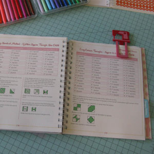 Quilting Tips in Scrappy Project Planner by Lori Holt