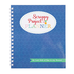 Scrappy Project Planner by Lori Holt published by Its Sew Emma