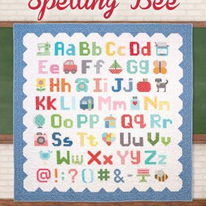 Spelling Bee – Cover by Lori Holt