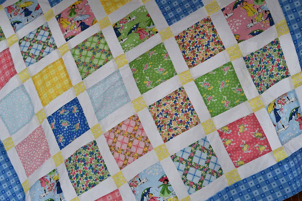 Mae Flowers Fabric Collection Brilliant Colors, Patterns and Prints by Lindsay Wilkes of The Cottage Mama