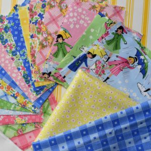 Free Pattern Mae Flowers Lattice Quilt Kit Lindsay Wilkes The Cottage Mama Penny Rose Fabrics Free Pattern