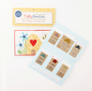 Nifty Needles by Lori Holt of Bee in my Bonnet